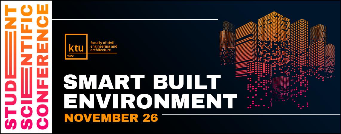 Smart Built Environmrent